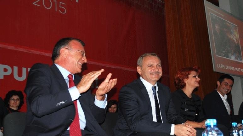 PSD Dolj merge tot pe mâna lui Liviu Dragnea. Neacșu, susținut la funcția de președinte executiv, Olguța Vasilescu și Paul Stănescu, la vicepreședinți