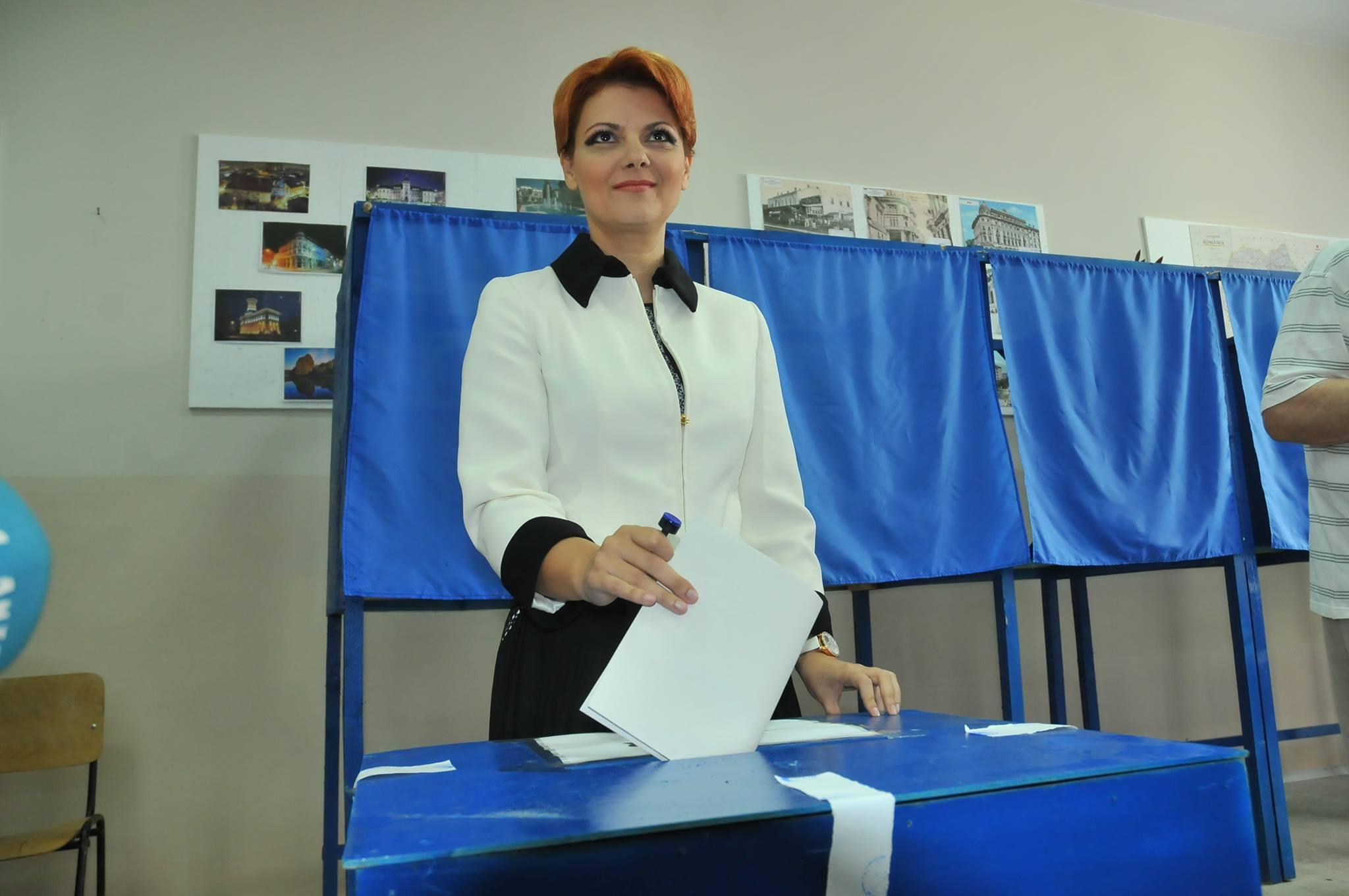 Olguța Vasilescu: Tudose va avea obligaţia să ne arate că nu are dublă comandă