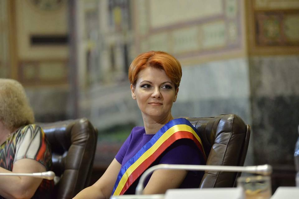 Olguța Vasilescu, post important în guvernul Grindeanu