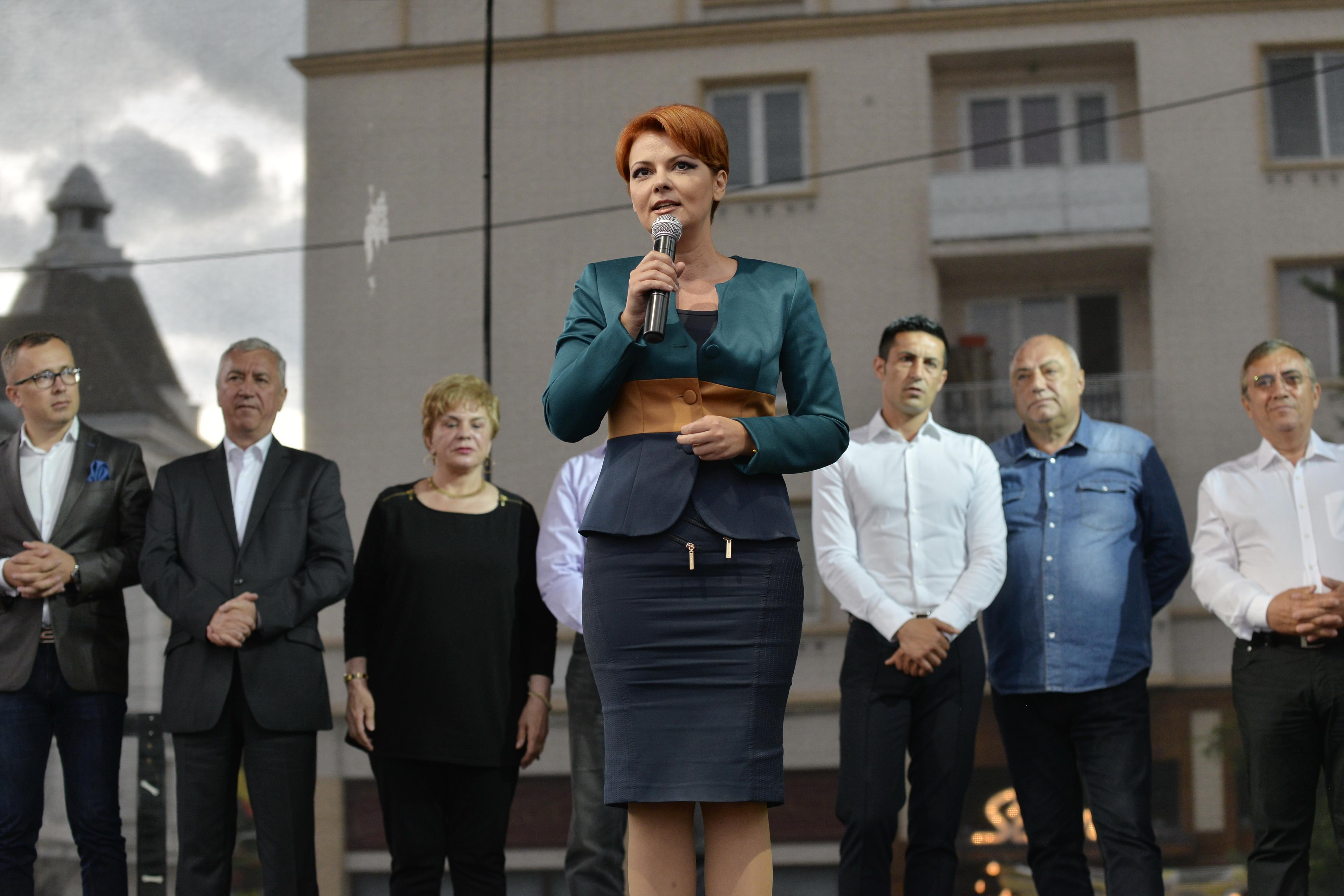 Olguța Vasilescu: Cei de la DNA vor trebui să recuze toţi judecătorii corecţi din această ţară