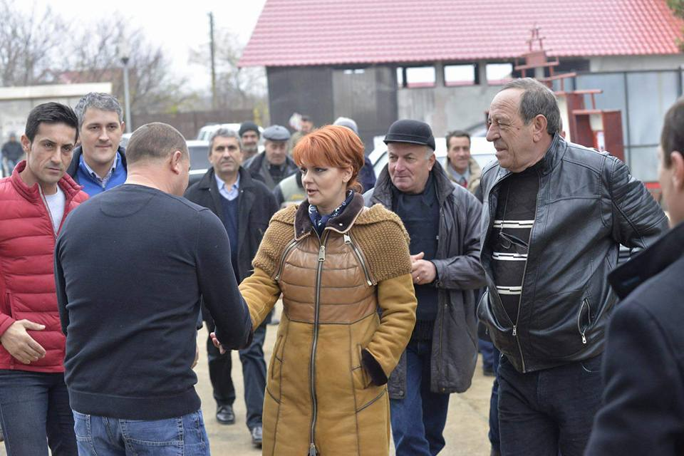 Motiunea simplă împotriva Liei Olguța Vasilescu, respinsă