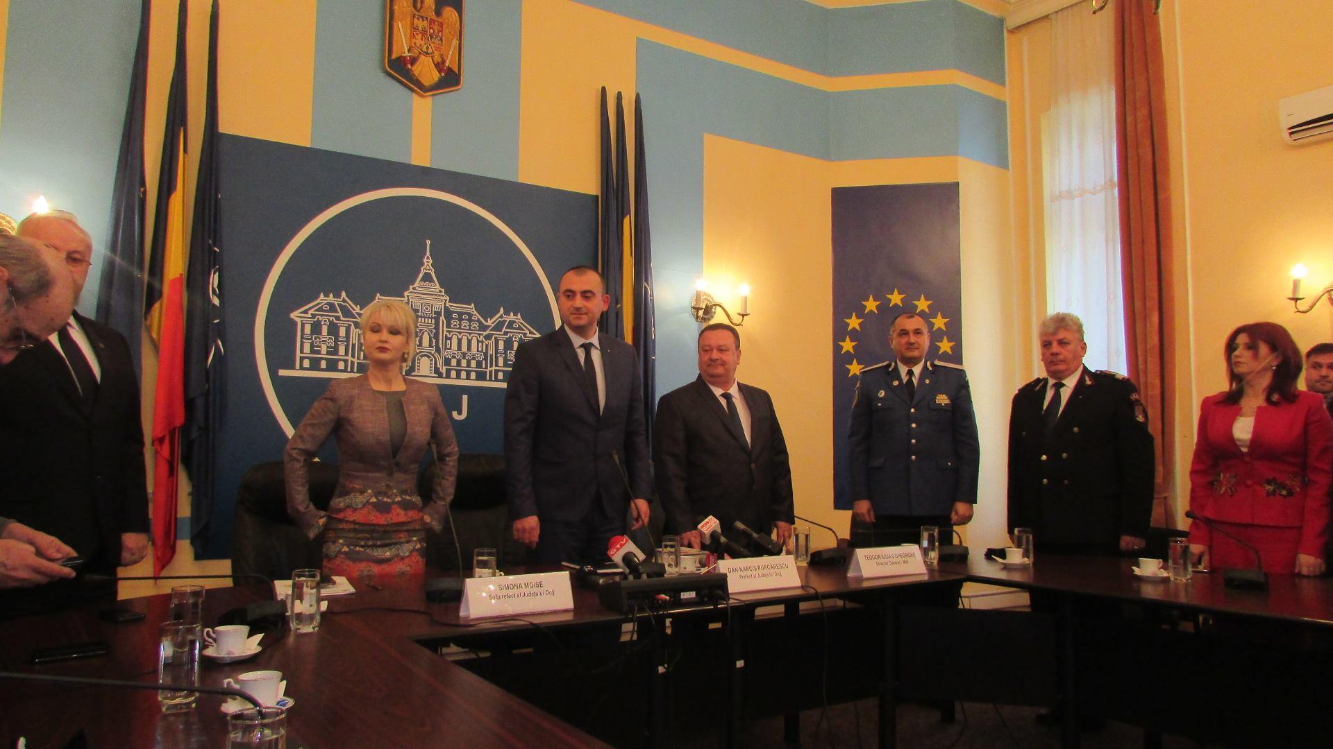 Agerpres Craiova, dată afară din Palatul Administrativ. Află de ce a rămas agenția națională de știri fără birou