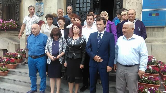 Anișoara Stănculescu: Mi-am demisia de la Prefectură înainte înregistrării oficiale a candidaturii