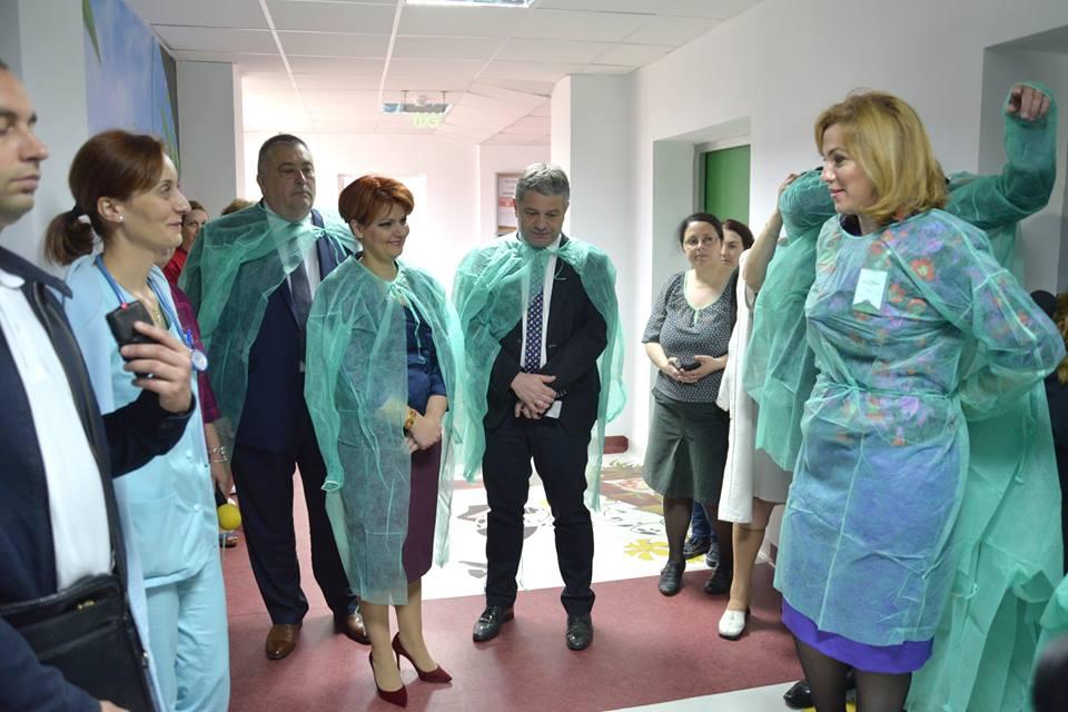 Olguța Vasilescu: Nu este necesară amendarea Legii salarizării, ci a Regulamentului de sporuri