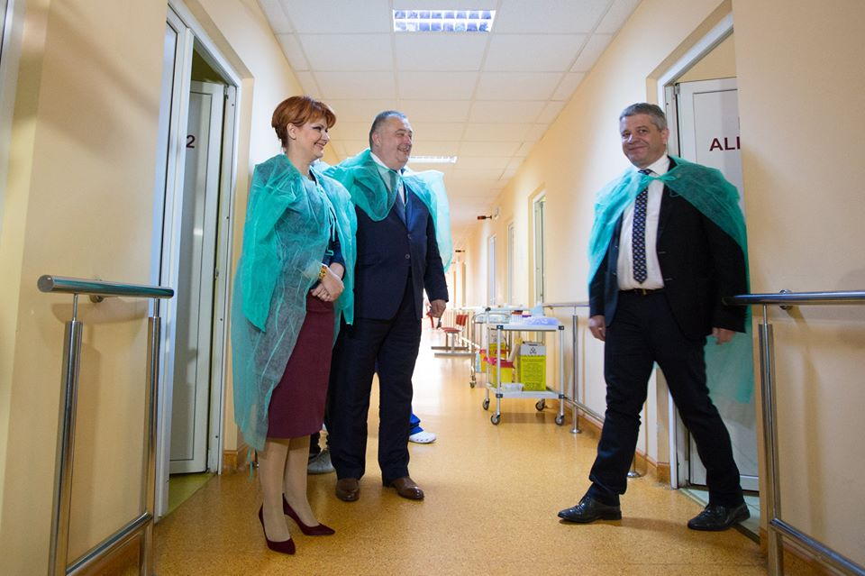Ministrul Sănătății, impresionat de noul Spital al Craiovei