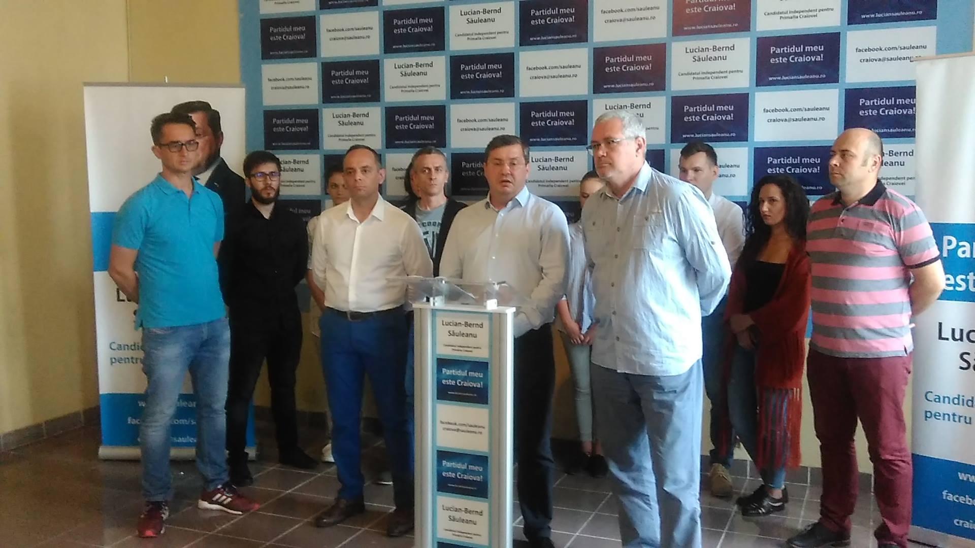 Lucian Săuleanu reclamă nereguli în unele secții de votare: Am făcut plângeri la Poliție, Jandarmerie și BEJ