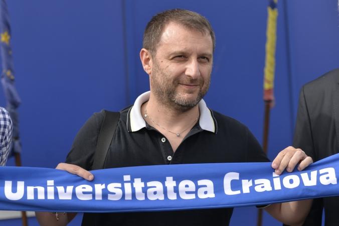 Devis Mangia a aterizat în Bănie: Sunt foarte bucuros și mândru că sunt aici și că voi fi noul antrenor al Universității Craiova