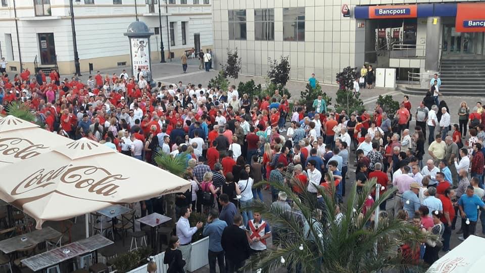 PSD anunță oficial că nu va mai organiza mitingurile care erau programate pentru finalul acestei săptămâni.