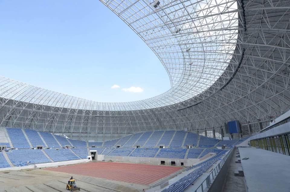 CNI demonteaza aberațiile deputatului Prisnel cu privire la stadion: nu demontăm, nu construim și nu o să refacem absolut nimic