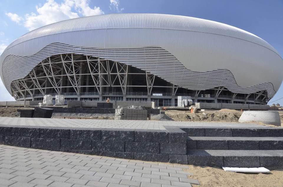 Genoiu revine cu informații suplimentare despre stadion: Data recepției a fost stabilită în septembrie, meciuri din octombrie