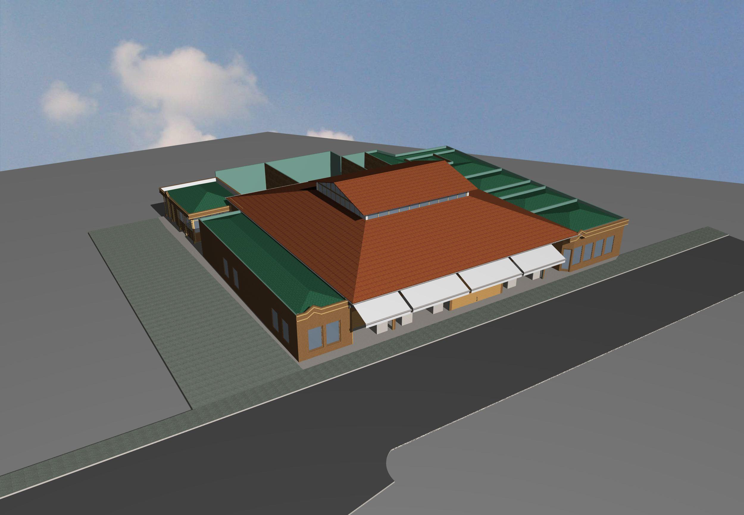 Începe modernizarea Pieţei Gării. Termenul de execuţie a noii clădiri este de şase luni