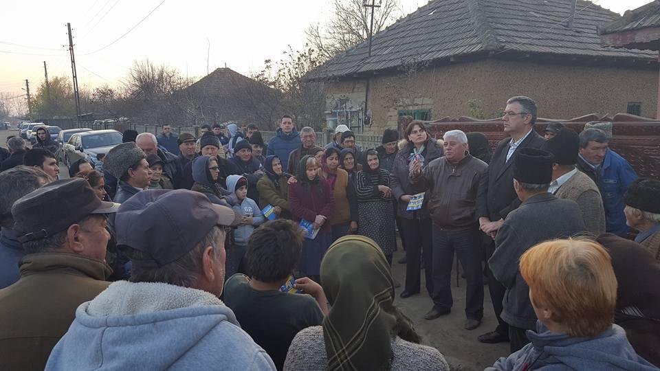Primarii din PNL Dolj, interesați de situația lui Băjenaru de la Dăbuleni: Mai e la noi sau nu?