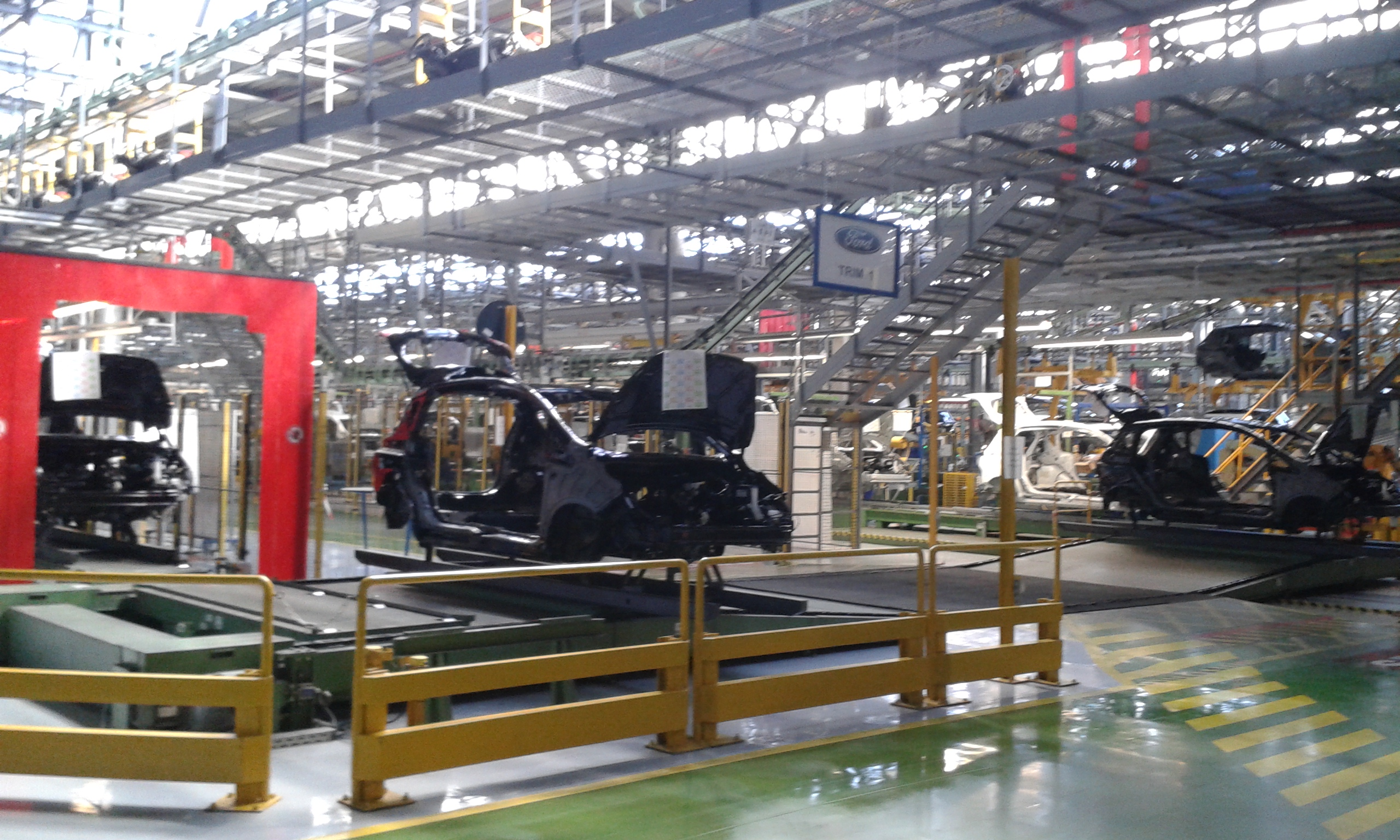 Ford anunță un al doilea model la fabrica din Craiova: investiții de 200 de milioane de euro